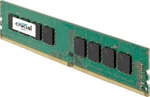 Crucial4GB UDIMM DDR4