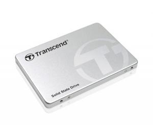 TranscendTS64GSSD360S, 64GB, 2.5 SSD360S, SATA3, MLC, Aluminum case