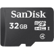 32GB MicroSDHC Card Sandisk w/o Adapter SDSDQM032GB35