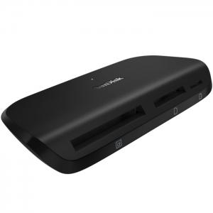 SandiskSandisk USB3.1 ImageMate Reader for SD, CF, mSD SDDR-489-G47