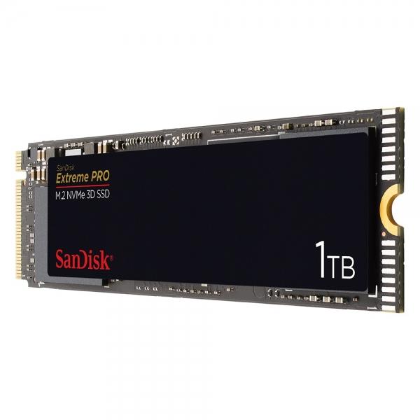 1TB SSD Sandisk Extreme Pro M.2 NVMe 3D SDSSDXPM2-1T00-G25