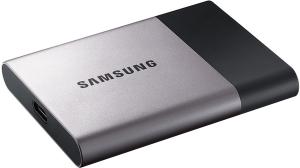 Samsung2TB SSD Samsung Portable T3 USB 3.1 C MU-PT20B/EU