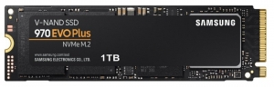 Samsung1TB SSD Samsung 970 EVO PLUS M.2 NVMe MZ-V7S1T0BW