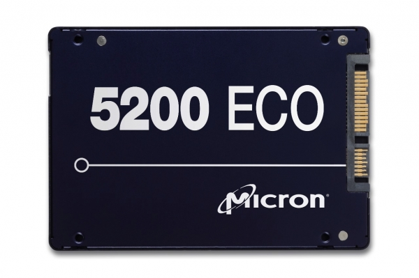 MTFDDAK480TDC-1AT1ZABYY, Micron 5200ECO 480GB SATA 2.5inch TCG Disabled Enterprise Solid State Drive