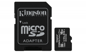 KingstonSDCS2/16GB microSDHC 16GB