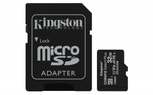 KingstonSDCS2/32GB microSDHC 32GB
