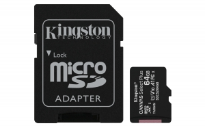 KingstonSDCS2/64GB microSDXC 64GB