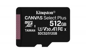 KingstonSDCS2/512GBSP 512GB