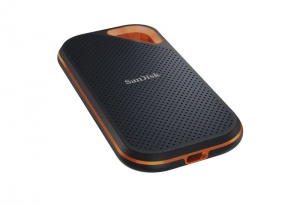 Sandisk1TB SanDisk Extreme Pro Portable SSD USB3.1 Gen. 2 Type-C SDSSDE80-1T00-G25