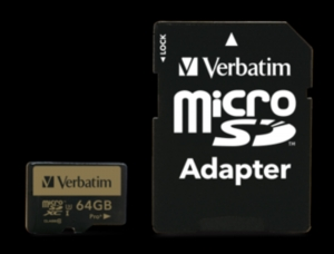 Verbatim44034 SDHC 64GB