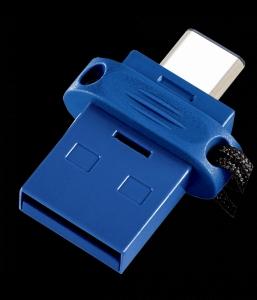 Verbatim49967, 64GB USB DRIVE 3.0 STORE N GO DUAL DRIVE 3.0 / USB C
