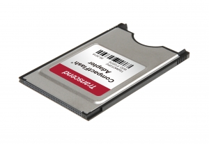 Transcend TS0MCF2PC, PCMCIA ATA Adapter for CF Card