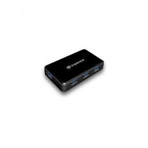 TranscendTSHUB3K, 4-Port HUB, USB 3.1 Gen 1