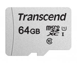 TranscendTS64GUSD300S microSD 64GB