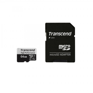 TranscendTS64GUSD330S microSD 64GB