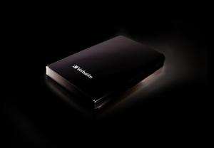 Verbatim53023, 1TB VERBATIM STORE N GO 2, 5inch (6.35CM) USB 3.0 BLACK
