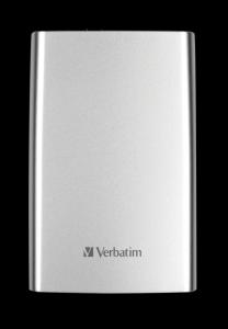 Verbatim53189, 2TB VERBATIM STORE N GO 2.5inch (6.35CM) USB 3.0 SILVER