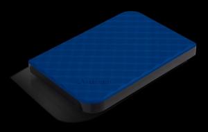 Verbatim53200, 1TB VERBATIM STORE N GO 2.5inch (6.35CM) GEN 2 USB 3.0 BLUE