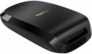 SandiskSanDisk Extreme Pro USB3.1 CF Express Card Reader SDDR-F451-GNGNN