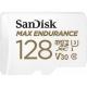 128GB MicroSDXC Sandisk Max Endurance R100/W40 SDSQQVR-128G-GN6IA