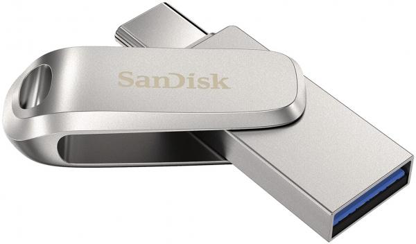 128GB Sandisk Ultra Dual Drive Luxe Type CSDDDC4-128G-G46