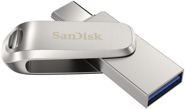 256GB Sandisk Ultra Dual Drive Luxe Type CSDDDC4-256G-G46
