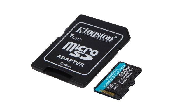 SDCG3/256GB microSDXC 256GB