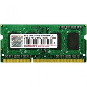 Transcend1GB SO-DIMM DDR3