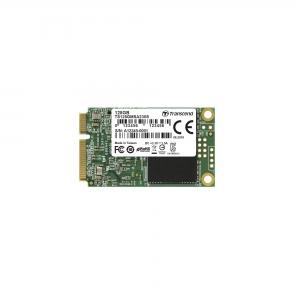 TranscendTS128GMSA230S, 128GB, mSATA SSD, SATA3, 3D TLC
